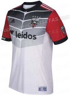 DC United 2017 adidas away kit LEAKED Camisetas Deportivas 66b44da2c64a1