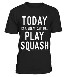 """# Great Squash T Shirts. Gifts for Players Play Squash Today. .  Special Offer, not available in shops      Comes in a variety of styles and colours      Buy yours now before it is too late!      Secured payment via Visa / Mastercard / Amex / PayPal      How to place an order            Choose the model from the drop-down menu      Click on """"Buy it now""""      Choose the size and the quantity      Add your delivery address and bank details      And that's it!      Tags: Gifts shirts for squash…"""