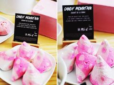 Event: Lush new products for Christmas 2013!