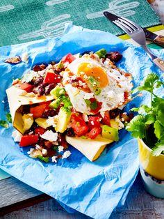 Frühstück wie in Mexiko!