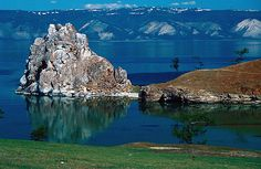 Burkhan Cape, Olkhon Island, Lake Baikal