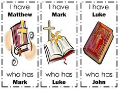Help your students learn the books of the New Testament with this fun