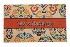 Covoras de intrare Welcome-big Home Decor, Homemade Home Decor, Decoration Home, Interior Decorating