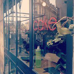 Helmut Newcake - #gluten free patisserie & restaurant #paris