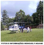 BLOG DO MARKINHOS: Helicóptero do Samu transfere bebê prematuro em Al...