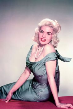 Death crash jayne car mansfield