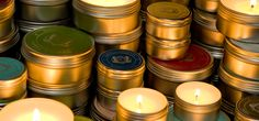 aquiesse candles, portofino collection love love