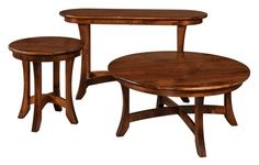 Carona Occasional Tables : 300-CR24E-108 : Occasional Tables : Transitional : Stone Barn Furnishings, Inc.