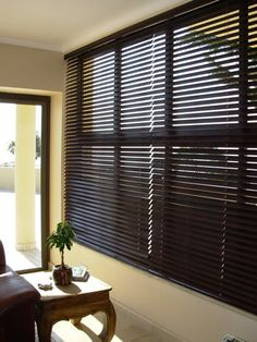 black wooden blinds. Window Blinds Add Elegance And Class To Any Room They Usually Come In A Range Black Wooden