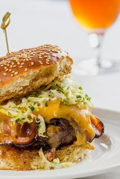 The 50 Best Burgers in America, by State via @PureWow