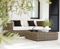 #Gloster #outdoor #furniture  IVY {home & garden} Windham, NH