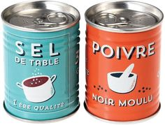 Sel Et Poivre Salt and Pepper Set: Amazon.co.uk: Kitchen & Home