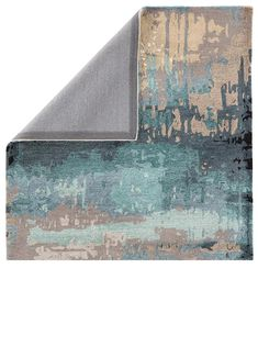 With a whimsical spirit and sophisticated flair, the Genesis collection features an assortment of hand-tufted rugs sure to liven any contemporary home. A cool blue palette and artistic design come together in modern refinement on the Benna area rug. The handsome display of navy, aqua, and beige hues is highlighted by t Mood Indigo, Blue Palette, Hand Tufted Rugs, Contemporary, Modern, Cool Photos, Aqua, Area Rugs, Beige