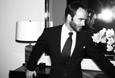 there is nothing like good tailoring especially when it's Tom Ford.