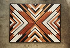 The Key to Succeeding in Woodworking Projects Wooden Wall Art, Wooden Walls, Wood Projects, Woodworking Projects, Boho Deco, Geometric Wall Art, Chevron Art, Creation Deco, Wood Wall Decor