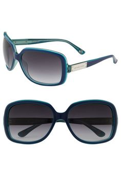 Ahhh! I love the teal ones :)   Michael Kors 'Avilla' Sunglasses
