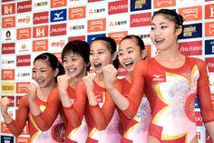 寺本明日香ら5人、リオ五輪代表に 女子体操 - 朝日新聞 #リオ五輪 #体操