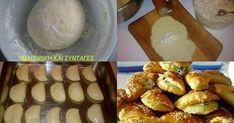 Η ζύμη γιαουρτιού είναι η ιδανική επιλογή για πεντανόστιμα τυροπιτάκια. Φτιάχνεται δε πολύ εύκολα και με μόλις 3 υλικά, που σίγουρα υπάρχ...