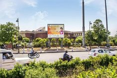 Rajasthan Government Uses Delta Outdoor LED Displays for Public Content Delivery Led Video Wall, Delivery, Public, Around The Worlds, Street View, Display, Content, Outdoor, Image