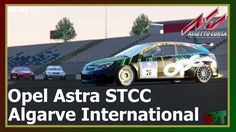 Assetto Corsa - Opel Astra STCC - Algarve International