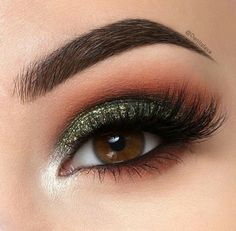 Not crazy about red-tones around the eye area, but this is cute!