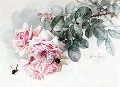 Коллекция картинок: Художник Raoul Maucherat De Longpre