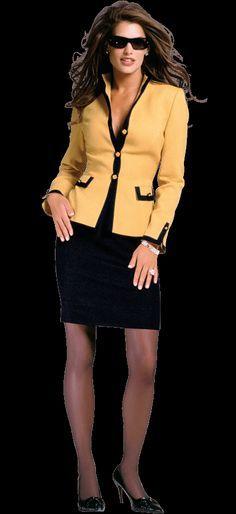 30ba415e9c4a7520f2f8909dd5d07faf--business-suits-for-women-yellow-jackets.jpg (236×514)