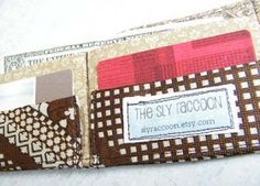 etsy trashion blog: How2 Tuesday: Sew-in Labels