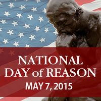 National Day of Reason Resolution Introduced for the First Time in U.S. House of Representatives