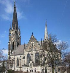 Berlin, Kreuzberg, Suedstern, Kirche am Suedstern - Kirche am Südstern – Wikipedia
