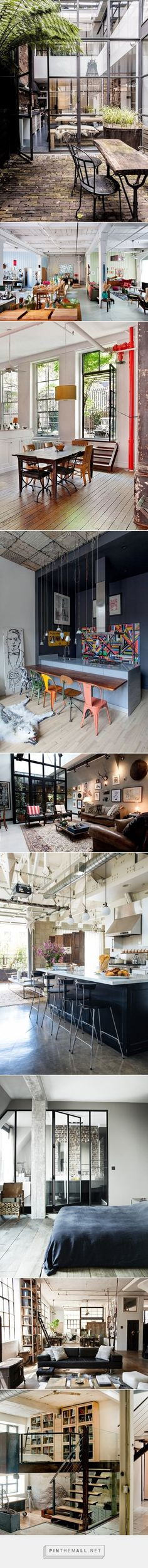 Tour 10 Beautiful Loft Apartments From All Over the World | Apartment Therapy - created via http://pinthemall.net
