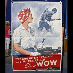 World War II Propaganda Posters for my living room