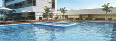 ::Residencial com apartamentos de 4/4 sendo 02 suítes e 03 varandas com 160,00m² de área privativa.  ::Infra-estrutura completa para toda a família