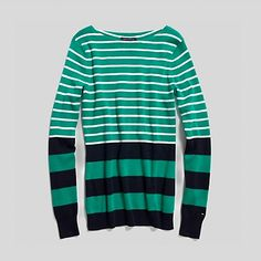 MULTI STRIPE SWEATER from Tommy Hilfiger USA