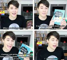I don't know whether to pin this on The Fault in Our Stars or fandoms...<<<do you mean both and PHANdoms!