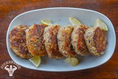 Muscle Cakes! Red Potato & Tuna Patties | Fit Men Cook | My stomach is growling just reading this recipe
