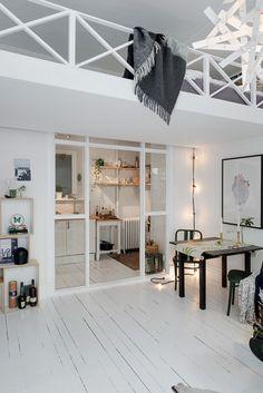 home design interior decor decoration trend 2014 House Styles, House Design, House Interior, Home Deco, Home, Small Spaces, House, Interior, Small Apartments