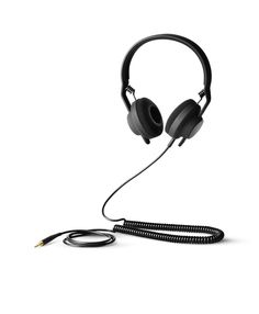 TMA - 1 DJ Headphones by AiAiAi: All black & beautiful with impeccable sound.$199.