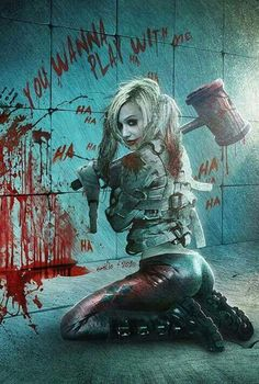 Brittany Murphy as Harley Quinn