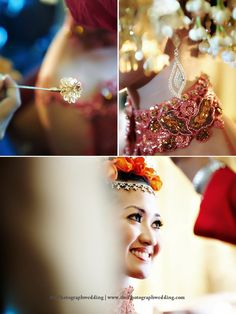 Raman and Annisa: Javanese and Padangnese tradition wedding party