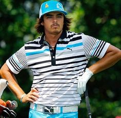 Rickie Fowler - the Players