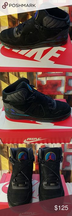 7bbbfee825c2 Shop Men s Jordan Black size 11 Athletic Shoes at a discounted price at  Poshmark. Description  Nike Jordan AJF 8 Mens Size Sold by belldone.