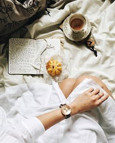 """Danmarie Buñag on Instagram: """"Sundaze // Staying in and enjoying a cup of tea, pumpkin bread, recipe note taking and admiring my lovely #klasse14 timepiece  Use my name """"Danmarie"""" to get 12% off discount  I hope everyone had a wonderful Halloween~"""""""