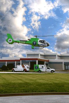 Adena selects MedFlight for Critical Care Air Transport - The Highland County Press
