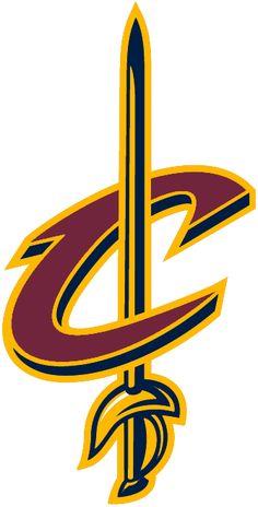 Cleveland Cavaliers Alternate Logo (2011) - Updated color scheme