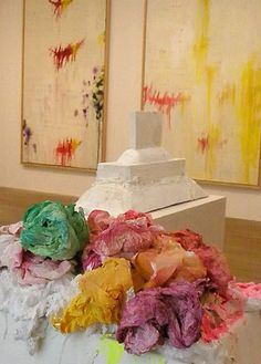 Image detail for -Cy Twombly : Cycles & Seasons, Tate Modern, Londres, exporevue ...