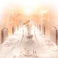 """Then the angel said to me, """"Write: 'Blessed are those who are invited to the wedding supper of the Lamb!' """" And he added, """"These are the true words of God."""" Rev. 19:9"""