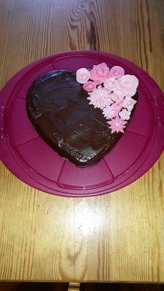 Herztorte Pudding, Cake, Desserts, Food, Homemade, Pies, Pie Cake, Meal, Custard Pudding