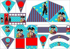 Dragon Ball Z Invitation Template – Invitation Printing Imagenes Betty Boop, Dragon Ball Z Shirt, Ball Birthday, Birthday Ideas, Oh My Fiesta, Kids Party Themes, Party Ideas, Party Printables, Birthday Invitations