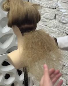 Techniques videos The most compl.- Techniques videos The most complicated hairstyle! … Techniques videos The most complicated hairstyle! Work Hairstyles, Elegant Hairstyles, Braided Hairstyles, Wedding Hairstyles, Competition Hair, Hair Up Styles, Victorian Hairstyles, Hair Videos, Bridal Hair